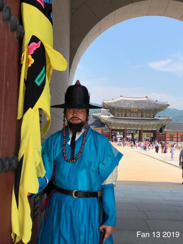 Gyeongboksung Palace. www.jungilwoodelights.com Cr. Fan 13. 2019 6