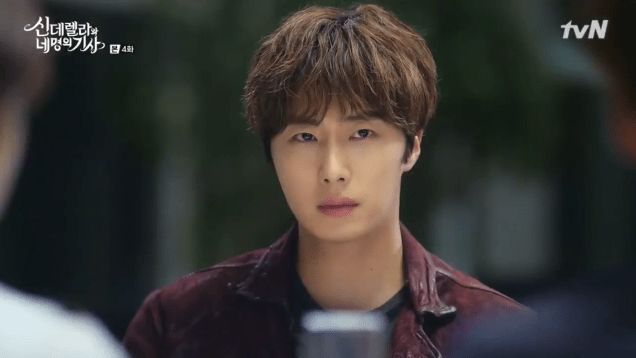 Jung Il-woo in Cinderella and the Four Knights. Episode 4. Cr. tvN Screen Captures by Fan 13. 65