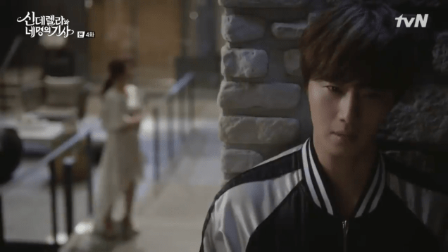 Jung Il-woo in Cinderella and the Four Knights. Episode 4. Cr. tvN Screen Captures by Fan 13. 78