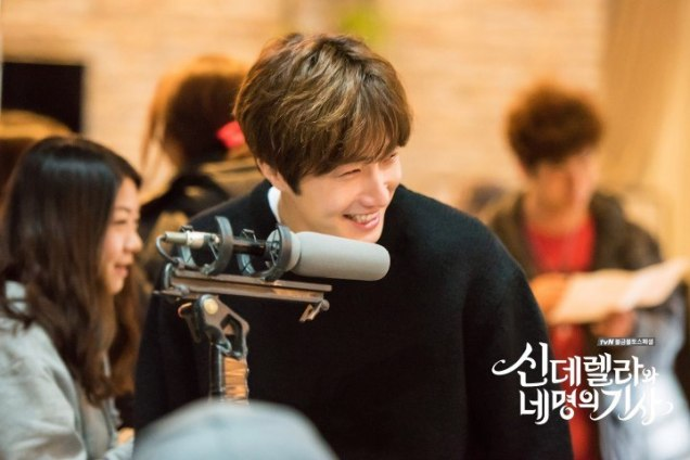 Jung Il-woo in Cinderella and the Four Knights. Episode 4. Cr. tvN Website Photos. 8