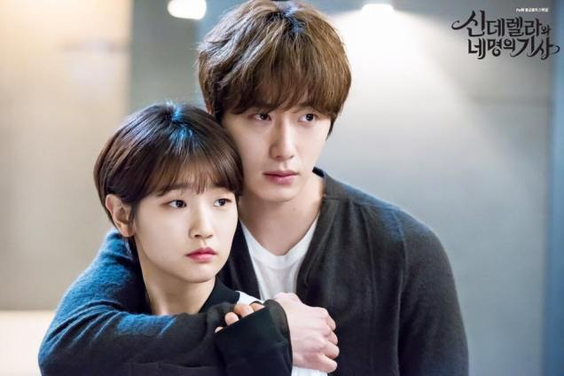 Jung Il-woo in Cinderella and the Four Knights. Episode 4. Cr. tvN Website Photos. 9