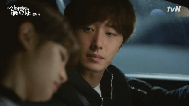 Jung Il-woo in Cinderella and the Four Knights. Episode 5. Cr. tvN Screen Captures by Fan 13. 122