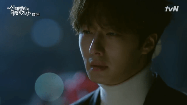 Jung Il-woo in Cinderella and the Four Knights. Episode 6. Cr. tvN Screen Captures by Fan 13. 3