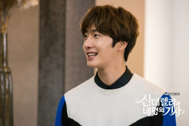 Jung Il-woo in Cinderella and the Four Knights. Episode 6. Cr. tvN Website Photos. 1.jpg