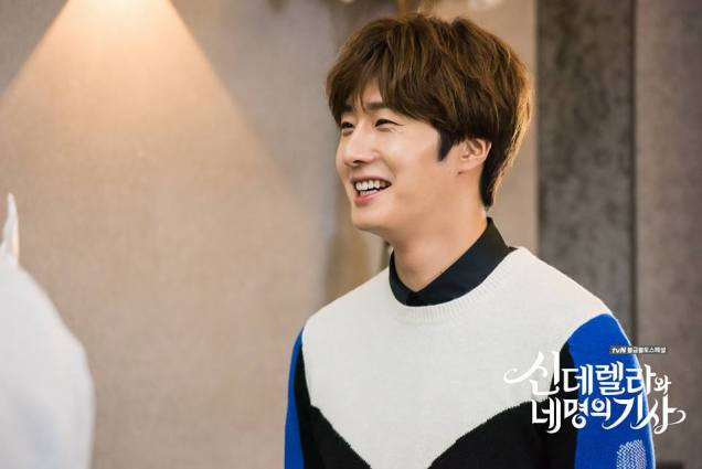 Jung Il-woo in Cinderella and the Four Knights. Episode 6. Cr. tvN Website Photos. 2.jpg