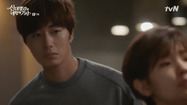 Jung Il-woo in Cinderella and the Four Knights. Episode 7. Cr. tvN Screen Captures by Fan 13. 64