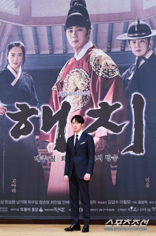 Jung Il-woo as King Yeongjo. 00005.JPG