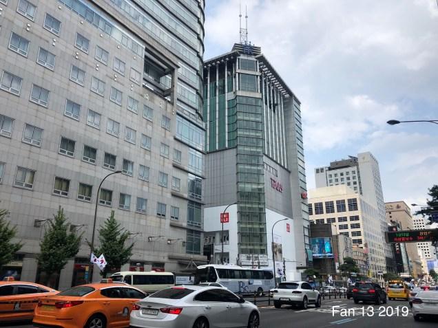 Myeondong Area by Fan 13. 5