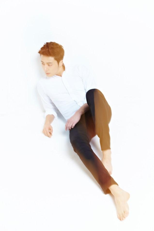 2013 10 Jung II-woo Rainbow Photo Shoot Part 5 Aqua Man00012