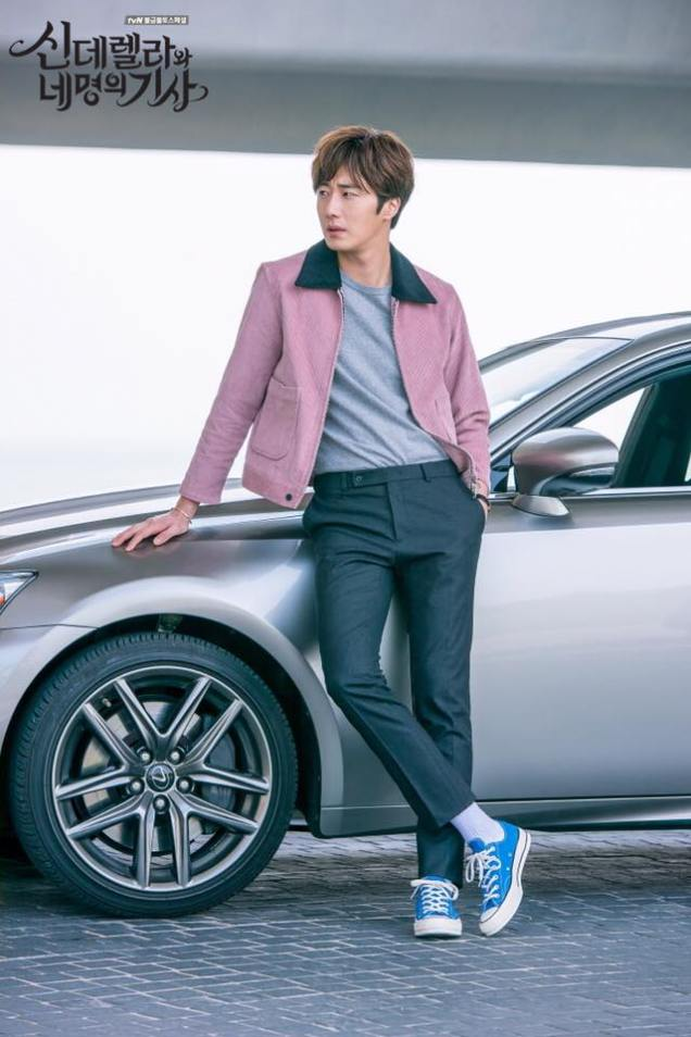 2016 9 10. Jung Il-woo in Cinderella and the Four Knights Episode 10. Cr. KBS. Website Photos. 3
