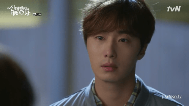 2016 9 17. Jung Il-woo in Cinderella and the Four Knights Episode 12. Cr. KBS. 73