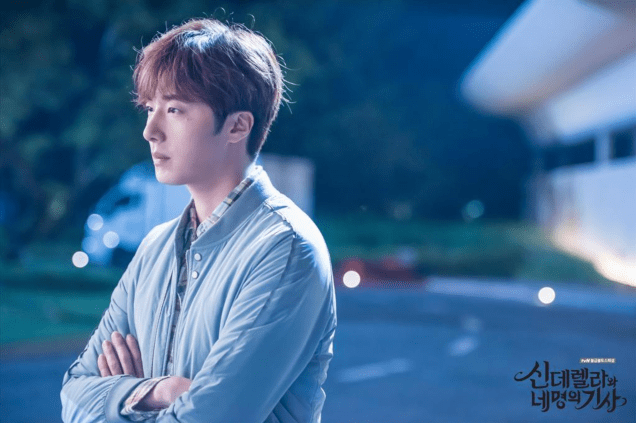 2016 9 17. Jung Il-woo in Cinderella and the Four Knights Episode 12. Cr. KBS. Website Photos. 3