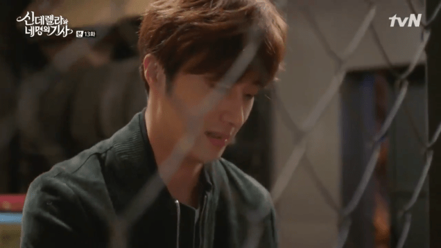2016 9 23. Jung Il-woo in Cinderella and the Four Knights Episode 13. Cr. tvN. 114