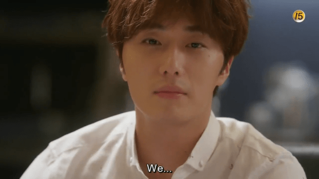 2016 9 23. Jung Il-woo in Cinderella and the Four Knights Episode 13. Cr. tvN. 63