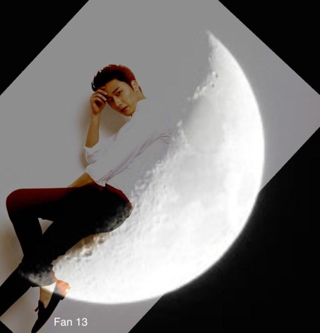 Ilwoo on the moon 122