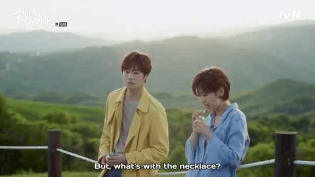 Jung Il-woo in Cinderella and the Four Knights. Episode 8. Cr. tvN Screen Captures by Fan 13. .PNG51