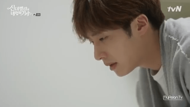 Jung Il-woo in Cinderella and the Four Knights. Episode 8. Cr. tvN Screen Captures by Fan 13. .PNG68