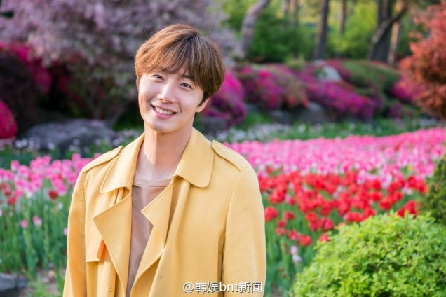 Jung Il-woo in Cinderella and the Four Knights. Episode 8. Cr. tvN Yellow Overcoat. Fan Take. Cr. on them. PNG14