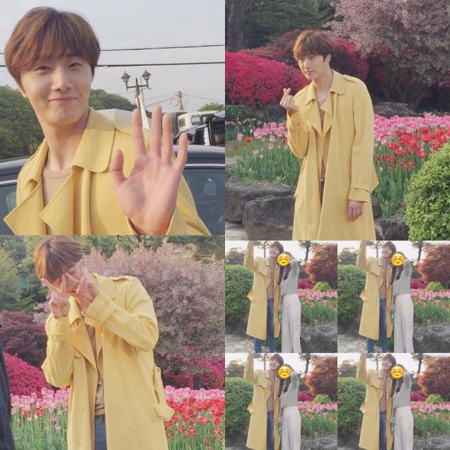 Jung Il-woo in Cinderella and the Four Knights. Episode 8. Cr. tvN Yellow Overcoat. Fan Take. Cr. on them. PNG7