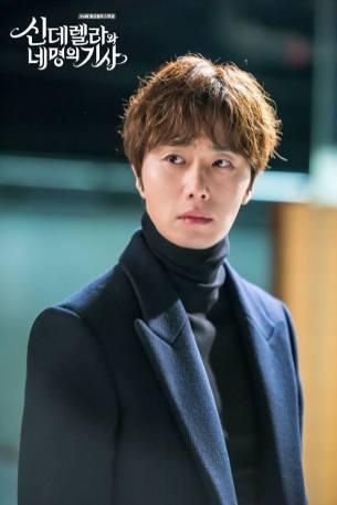 2016 Jung Il-woo as Kang Ji-woon. 1
