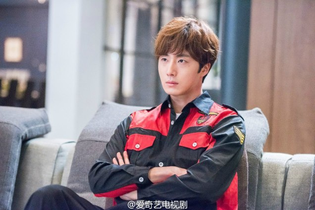 2016 Jung Il-woo in Cinderella and the Four Knights. Behind the Scenes. Website. Cr. tvN EX3
