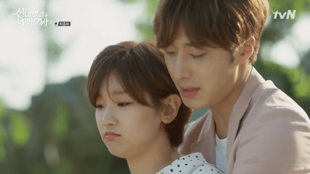 2019 2016 10 1 Jung Il-woo in Cinderella and the Four Knights Episode 16. Cr. tvN. 91