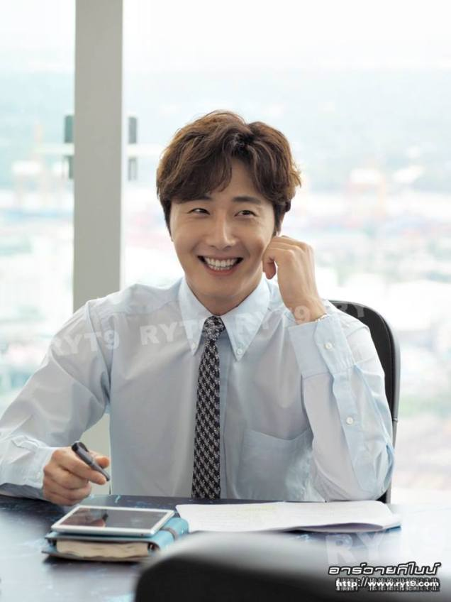 2019 7 3 Jung Il-woo at the Press Conference for Love and Lies Filming Part. Cr. On Photos. 12