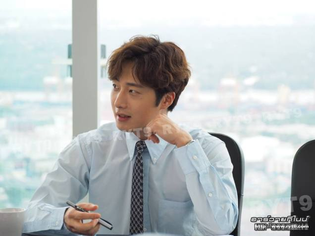 2019 7 3 Jung Il-woo at the Press Conference for Love and Lies Filming Part. Cr. On Photos. 13