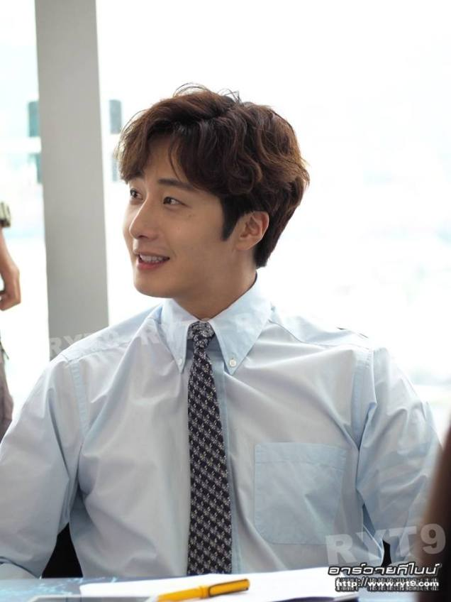 2019 7 3 Jung Il-woo at the Press Conference for Love and Lies Filming Part. Cr. On Photos. 18