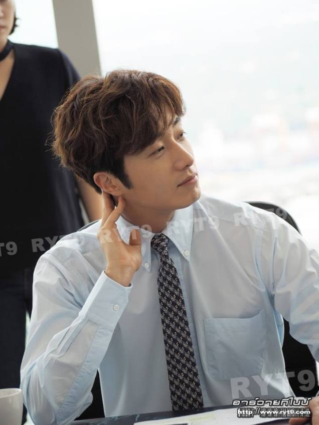 2019 7 3 Jung Il-woo at the Press Conference for Love and Lies Filming Part. Cr. On Photos. 23