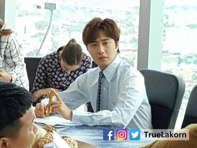 2019 7 3 Jung Il-woo at the Press Conference for Love and Lies Filming Part. Cr. On Photos. 46