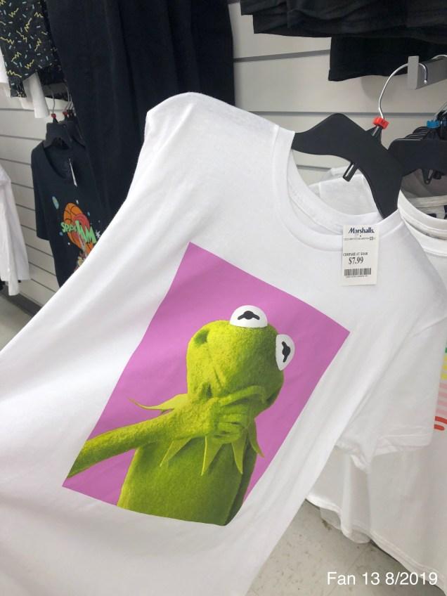 2019 8 Frog Encounters in NYC. Fan 13. 1