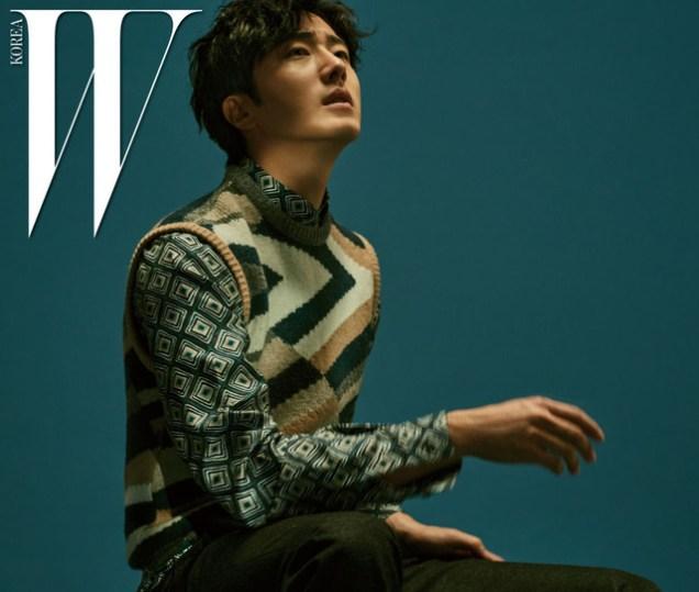 2016 9 16 Jung Il-woo for WKorea Magazine. 3
