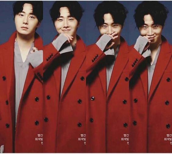 2016 9 16 Jung Il-woo for WKorea Magazine. 6