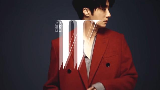 2016 9 16 Jung Il-woo for WKorea. 1