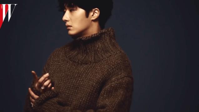 2016 9 16 Jung Il-woo for WKorea. 17