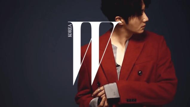 2016 9 16 Jung Il-woo for WKorea. 2