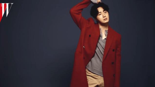 2016 9 16 Jung Il-woo for WKorea. 22