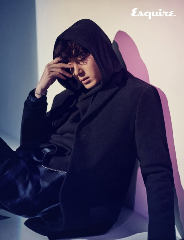 2016 9 21 Jung Il-woo for Plac, Esquire Magazine. 6