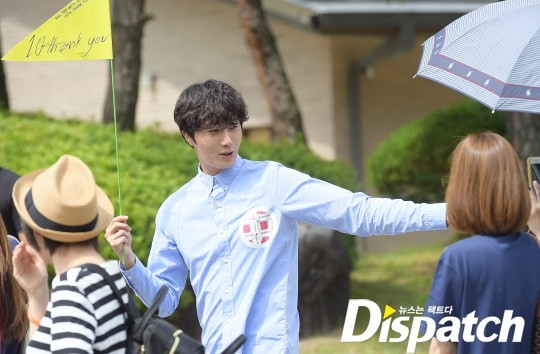 2016 9 4 (8) Jung Il-woo's 10th Anniversary Fan Meeting Railtrip.  Cr. Starcast Naver. 15.jpg