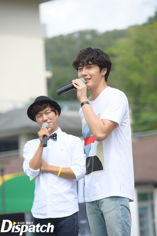 2016 9 4 (8) Jung Il-woo's 10th Anniversary Fan Meeting Railtrip.  Cr. Starcast Naver. 20.jpg