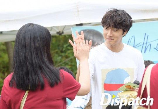2016 9 4 (8) Jung Il-woo's 10th Anniversary Fan Meeting Railtrip.  Cr. Starcast Naver. 33.jpg