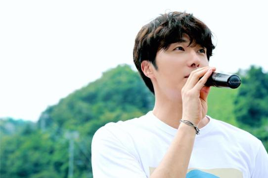 2016 9 4 Jung Il-woo Fan Meeting: Rail Trip with Jung Il-woo. Cr. Starcast, Disparch and Jung Il-woo.com 34