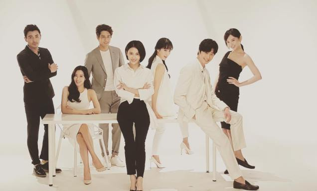 2016 Jung Il woo The Girls' Lies. Poster Photoshoot. 4