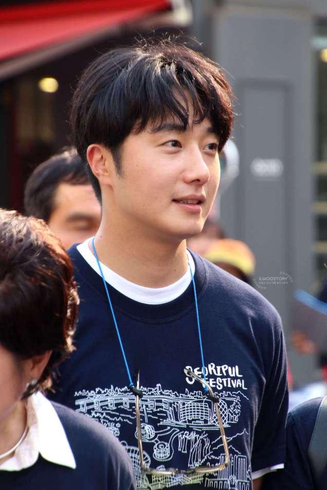 2017 9 16-24 Jung Il woo at the Seoripul Festival in Seocho. 19