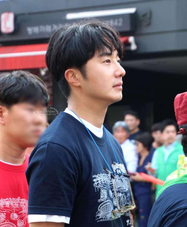 2017 9 16-24 Jung Il woo at the Seoripul Festival in Seocho. 21