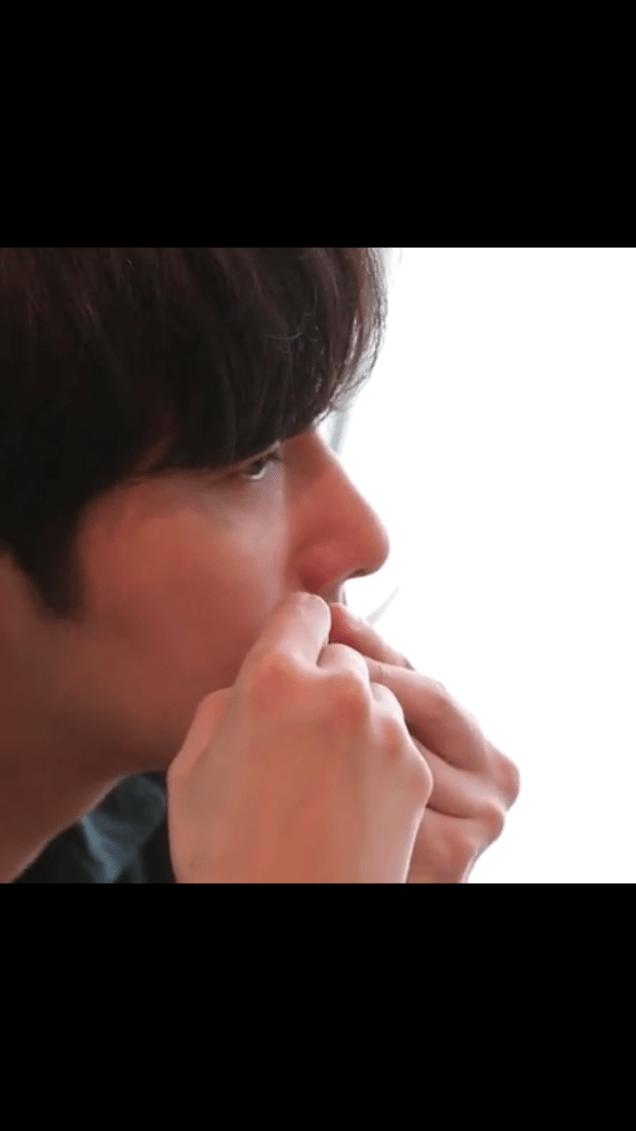 2019 9 9 Jung Il-woo's New Fragrance 'his' Cr. Kribbit 10