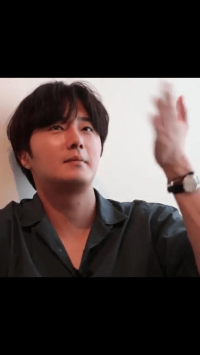 2019 9 9 Jung Il-woo's New Fragrance 'his' Cr. Kribbit 8