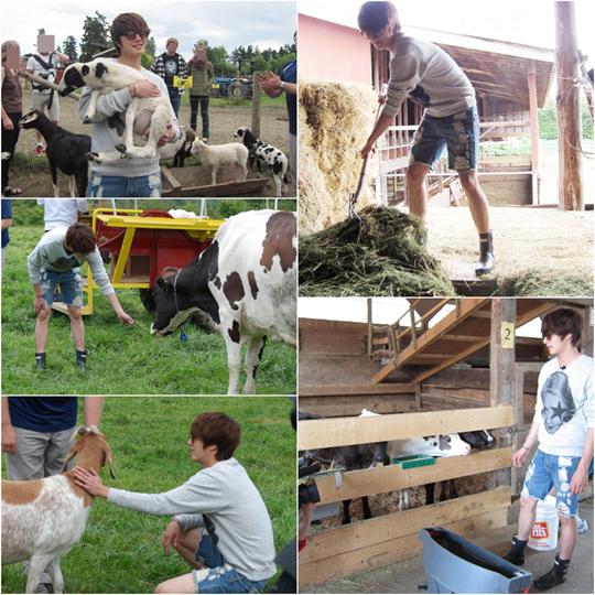 2011 7 OMT Day 7 Qualicum Farm Tour 6