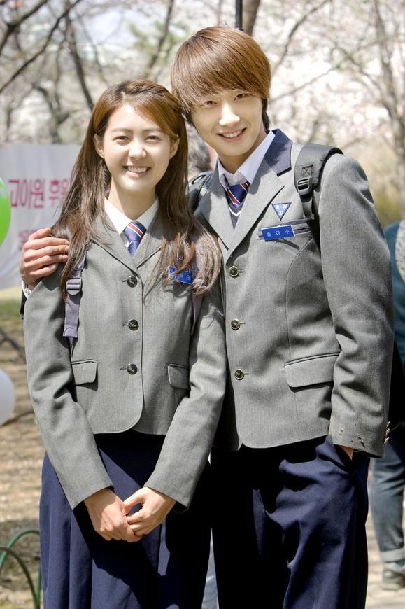 2011 Jung Il woo as Song Yi-soo in 49 Days. School Uniform. 7.jpg